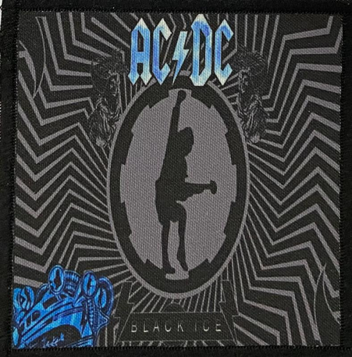 Patch AC/DC - Black Ice 2 0