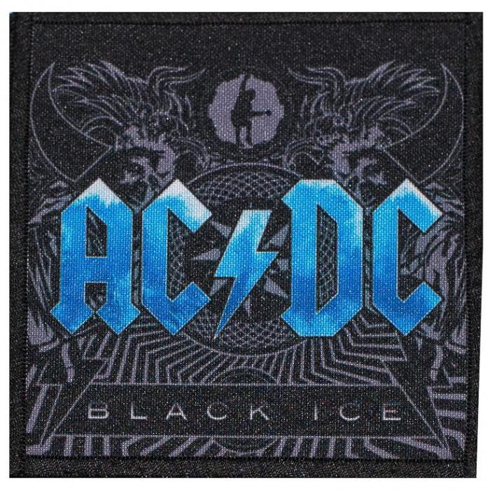 Patch AC/DC Black Ice 0