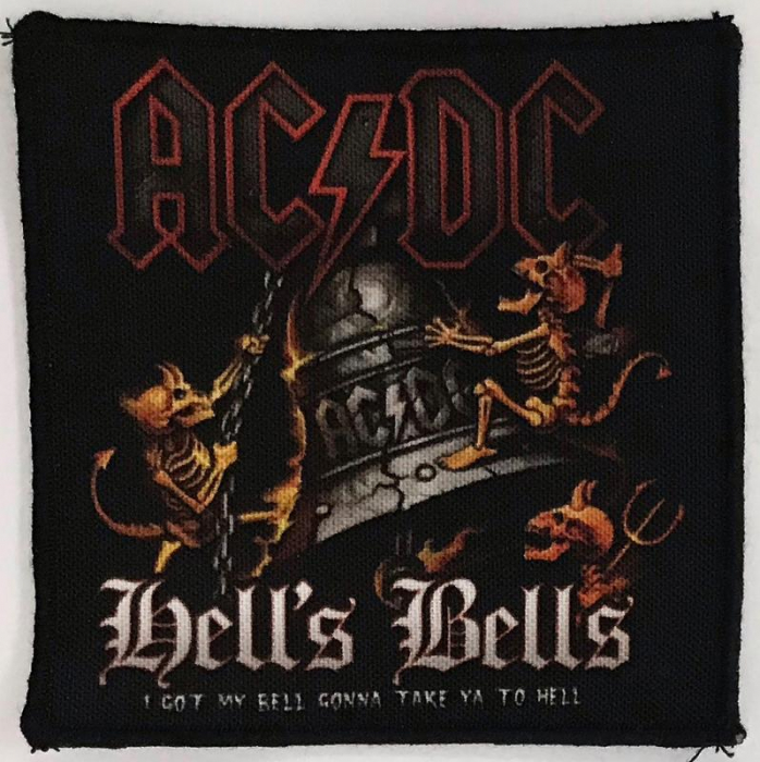 Patch AC/DC - Hells Bells 0
