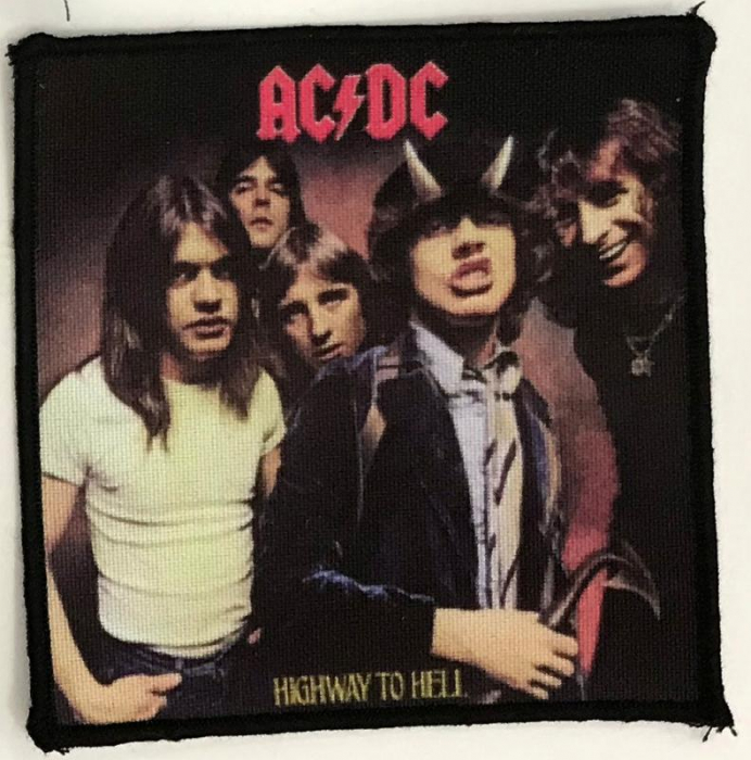 Patch AC/DC - Highway to Hell 0