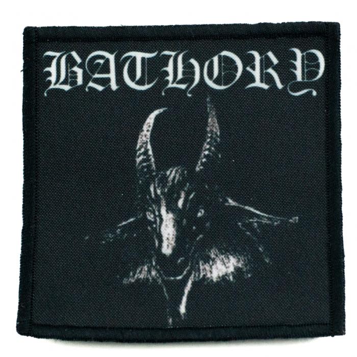 Patch Bathory - Bathory - Black & White [0]