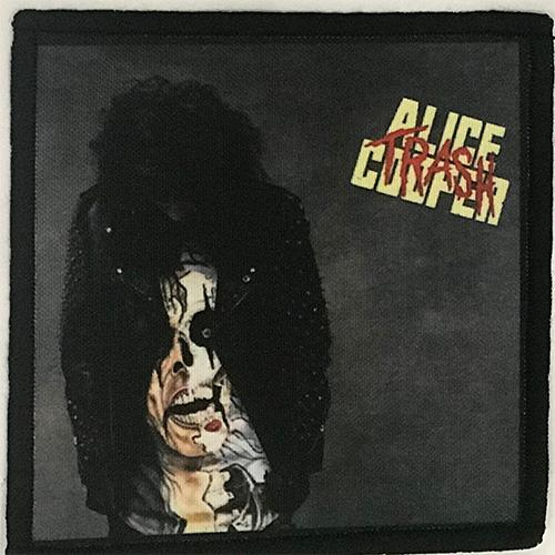 Patch Alice Cooper - Thrash 0