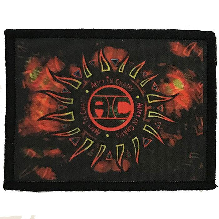 Patch Alice in Chains - AIC Logo 0