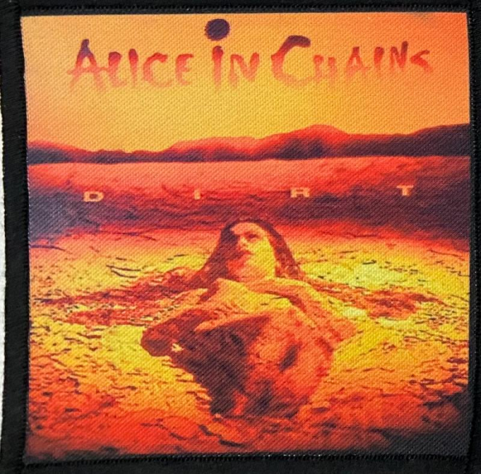 Patch Alice in Chains - Dirt 0