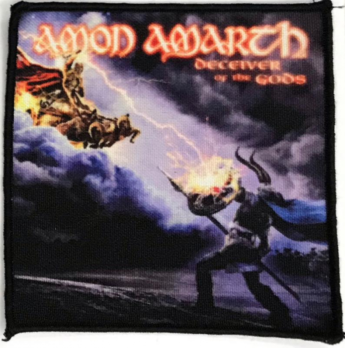 Patch Amon Amarth - Deceiver of the Gods 0