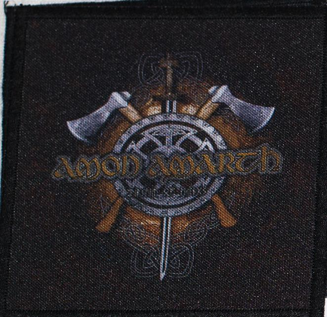 Patch Amon Amarth P379 0