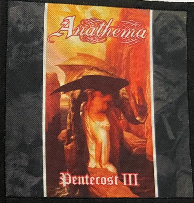 Patch Anathema - Pentecost III 0