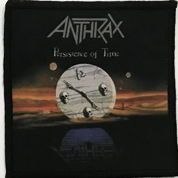 Patch Anthrax - Persistence of Time [0]