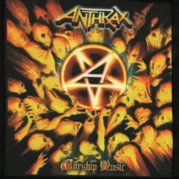 Patch Anthrax - Worship Music 0