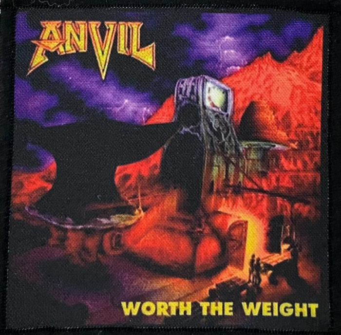 Patch Anvil - Worth the Weight 0