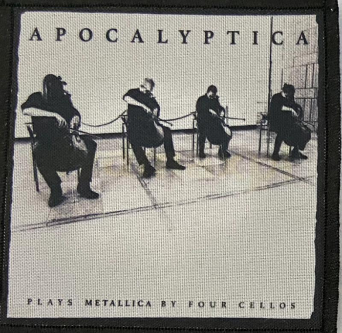 Patch Apocalyptica - Plays Metallica by Four Cellos 0