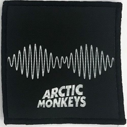 Patch Arctic Monkeys - Logo 0