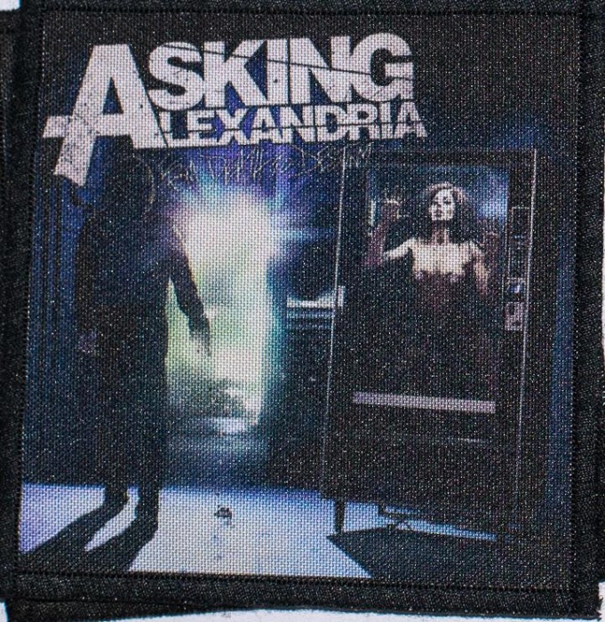 Patch Asking Alexandria From death to Destiny 0