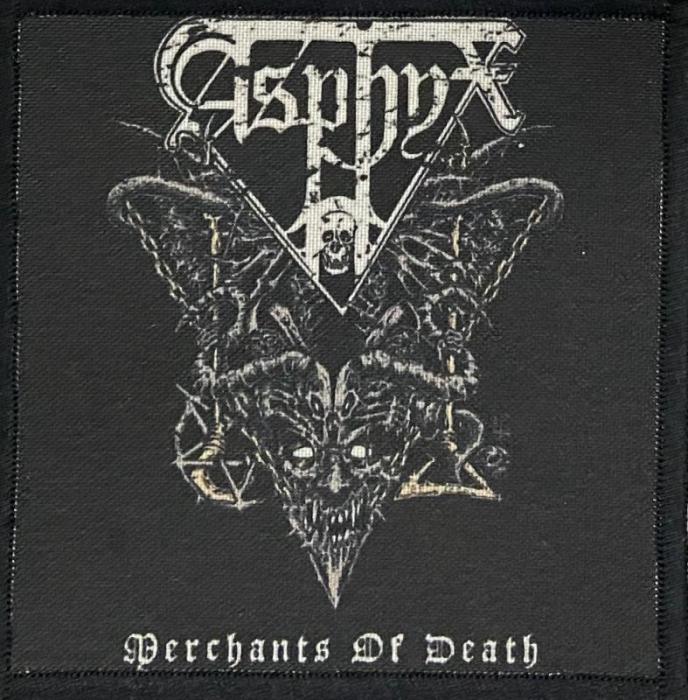 Patch Asphyx - Merchants of Death 0