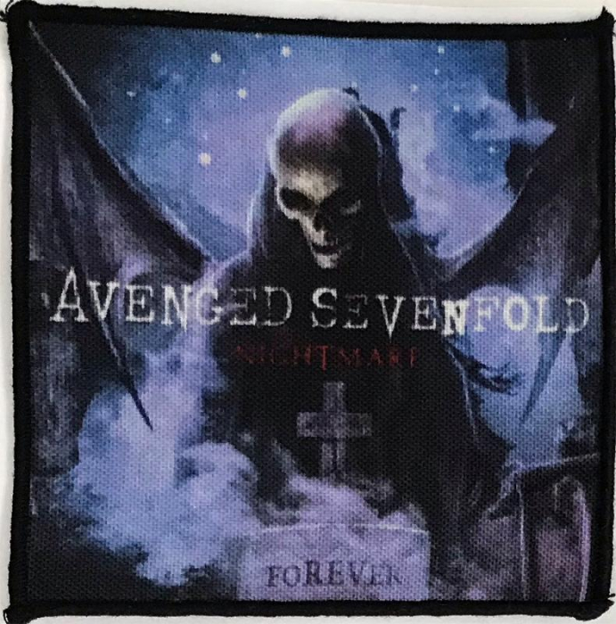 Patch Avenged Sevenfold - foREVer 0