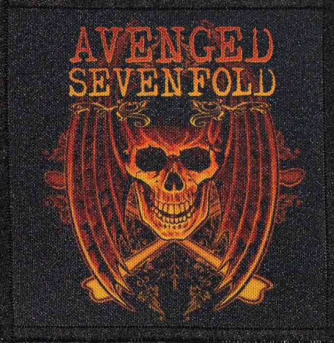 Patch Avenged Sevenfold P378 [0]