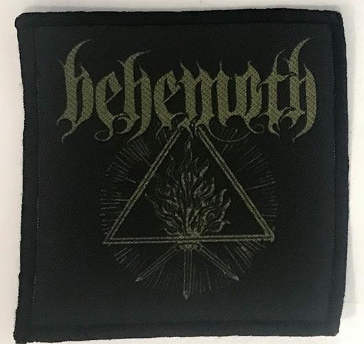 Patch Behemoth - Trinity 0