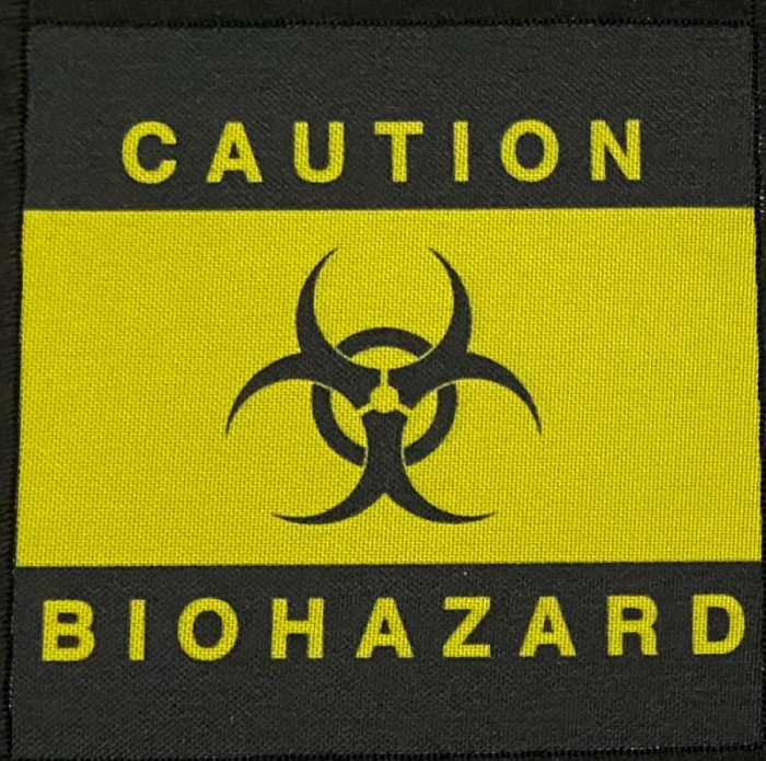 Patch Biohazard [0]