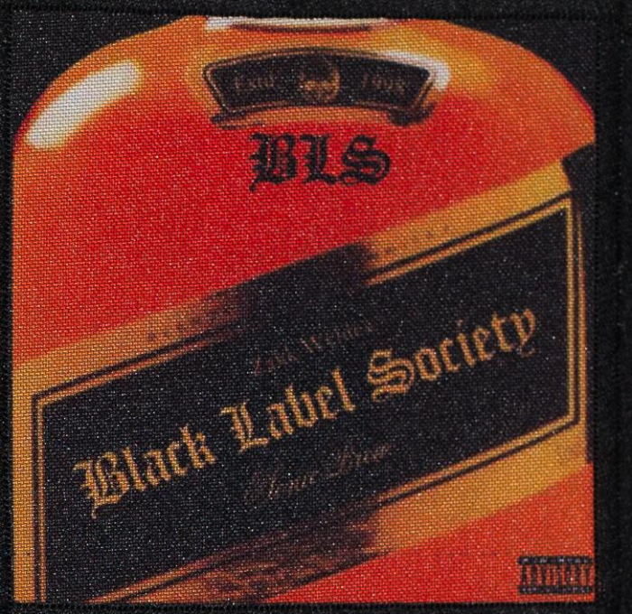 Patch Black Label Society Est 1998 0