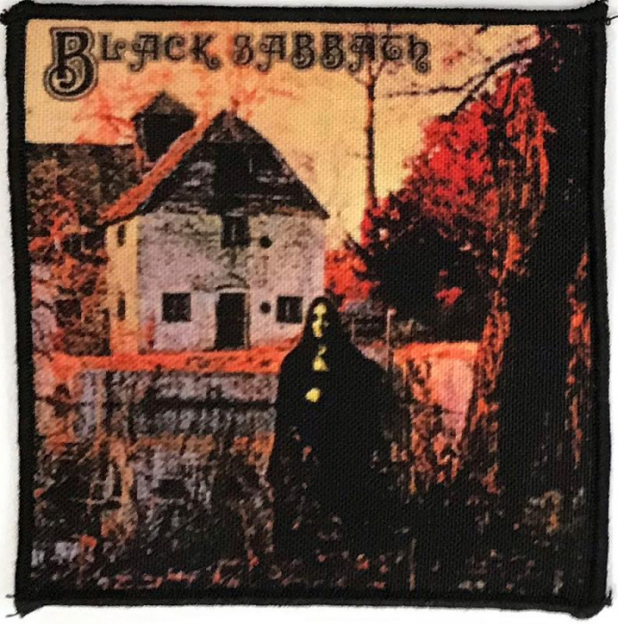Patch Black Sabbath 0