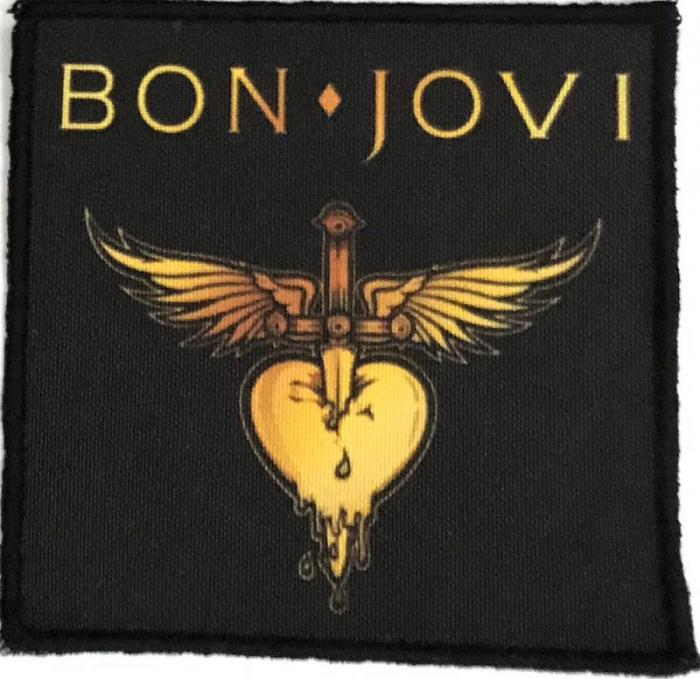 Patch Bon Jovi 0