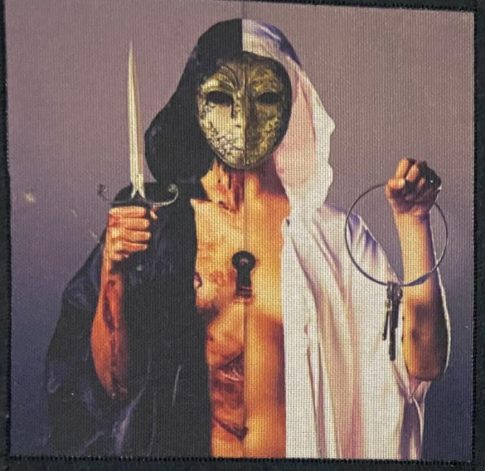 Patch Bring Me the Horizon - There's a Hell Believe Me I've Seen It [0]
