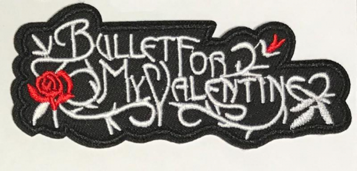 Patch BRODAT Bullet For My Valentine P438 0