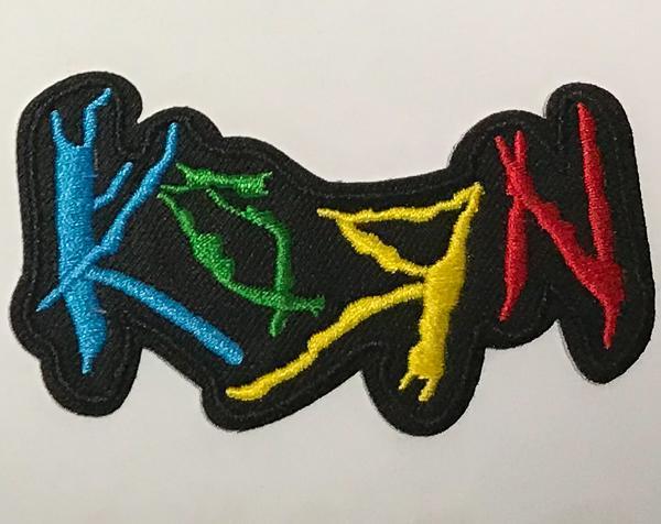 Patch BRODAT Korn - Multicolors Logo 0