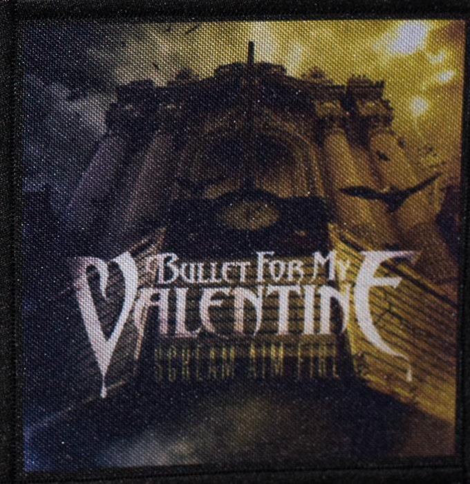 Patch Bullet For My Valentime - Scream Aim Fire 0