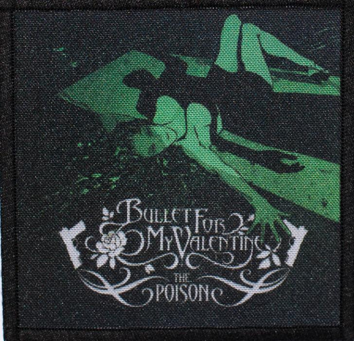 Patch Bullet For My Valentine - The Poison 0