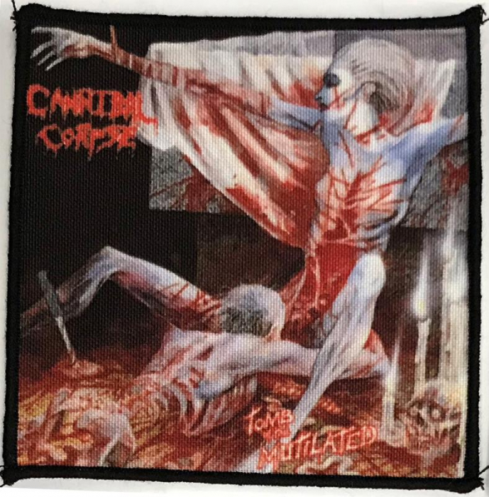 Patch Cannibal Corpse - Tomb Of The Mutilated [0]