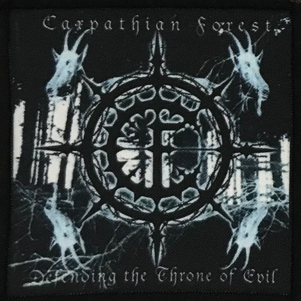 Patch Carpathian Forest Defending the Throne Evil 0