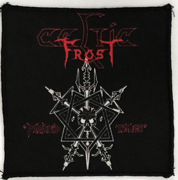 Patch Celtic Frost - Morbid Tales 0