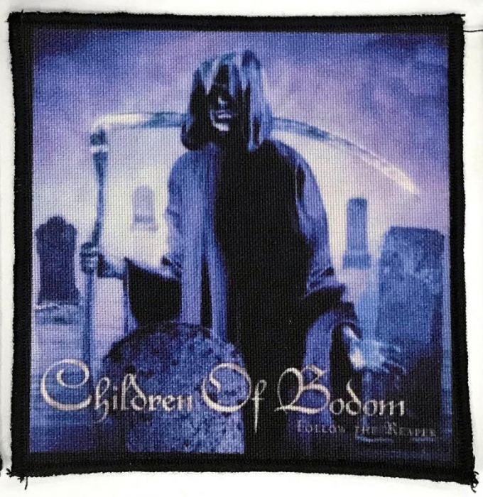 Patch Children of Bodom - Follow the Reaper 0