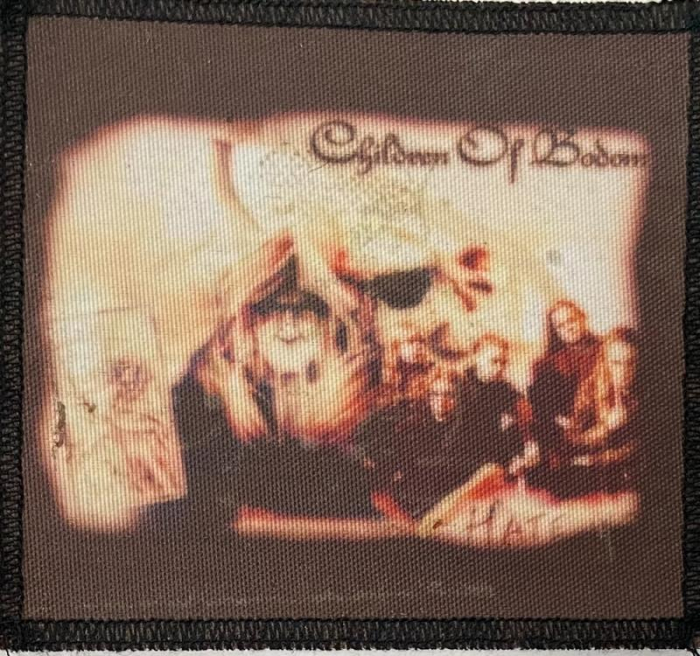 Patch Children of Bodom - Hate 0