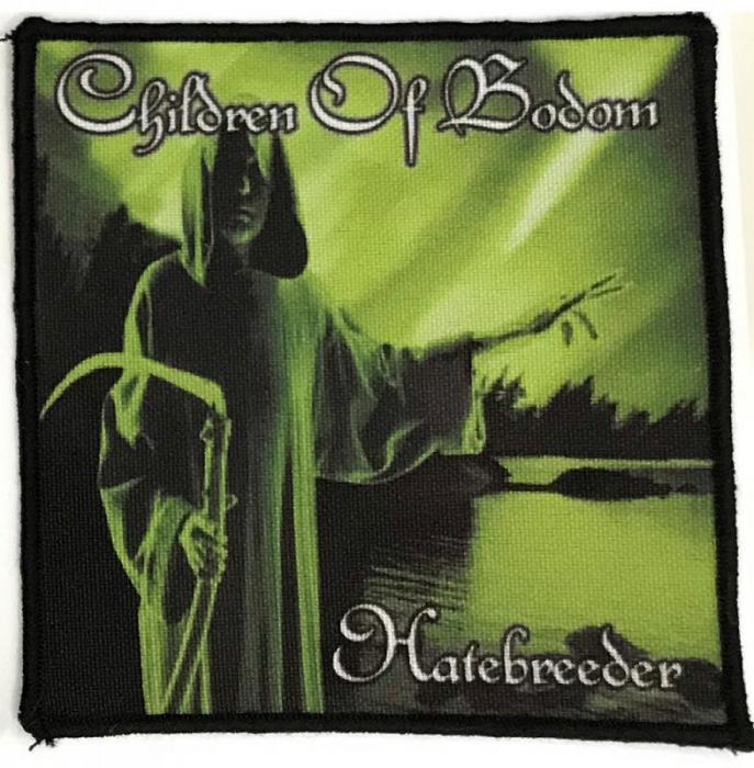 Patch Children of Bodom - Hatebreeder 0