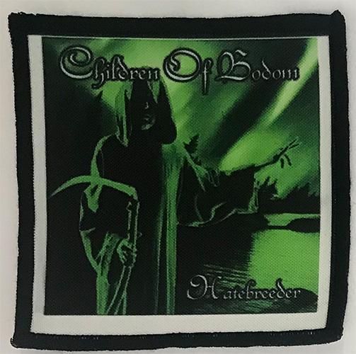 Patch Children of Bodom - Hatebreeder2 0