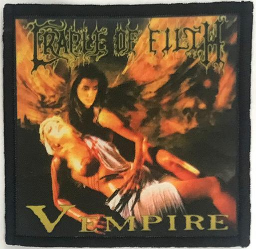 Patch Cradle of Filth - Vempire 0