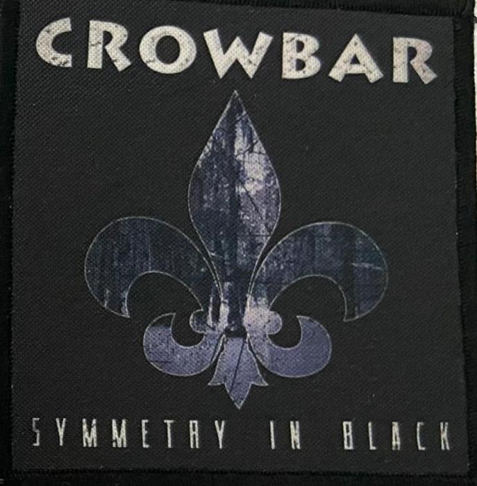 Patch Crowbar - Symmetry in Black 0
