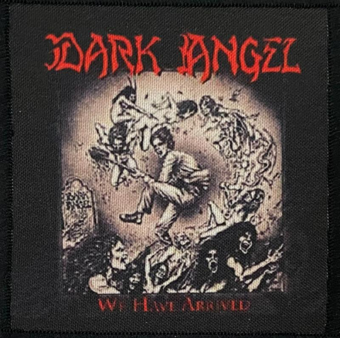 Patch Dark Angel - We Have Arrived 0