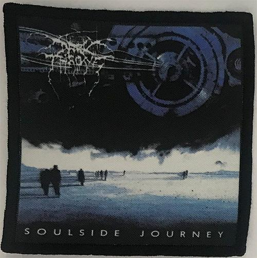 Patch Darkthrone - Soulside Journey 0