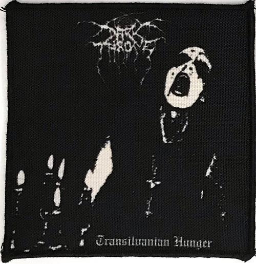 Patch Darkthrone -Transilvanian Hunger 0