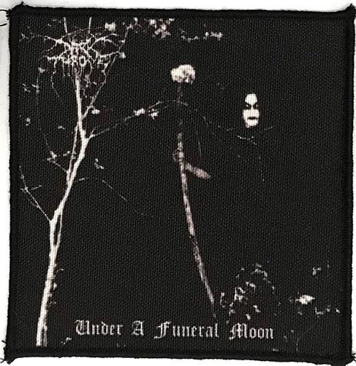 Patch Darkthrone - Under a Funeral Moon 0