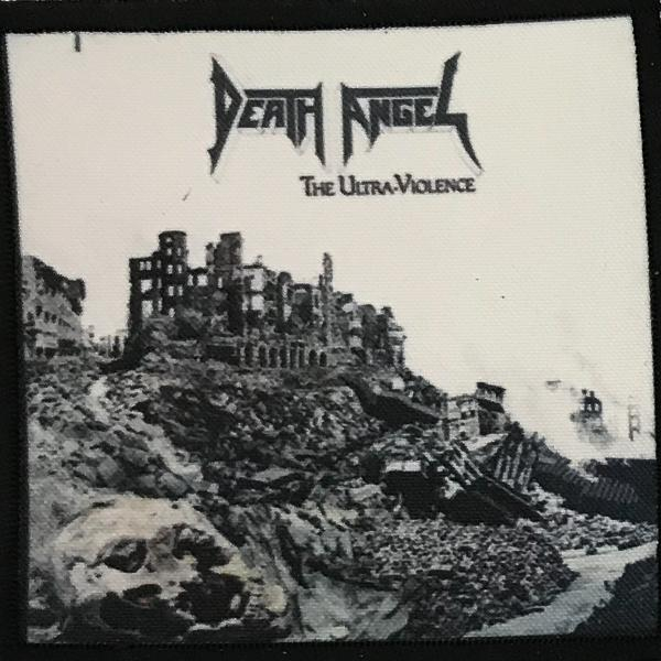 Patch Death Angel The Ultra Violence 0