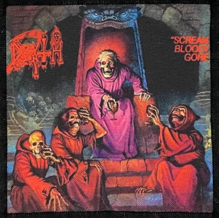 Patch Death - Scream Bloody Gore 0