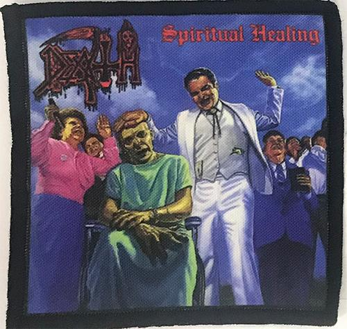 Patch Death - Spiritual Healing 0