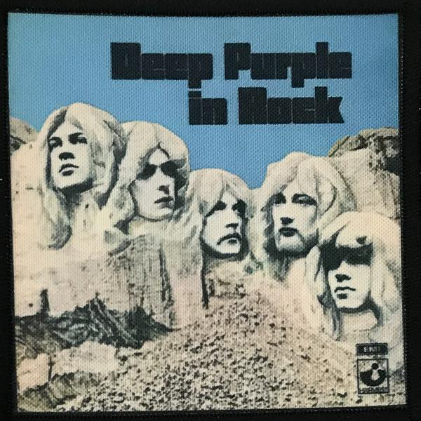 Patch Deep Purple In Rock 2 0