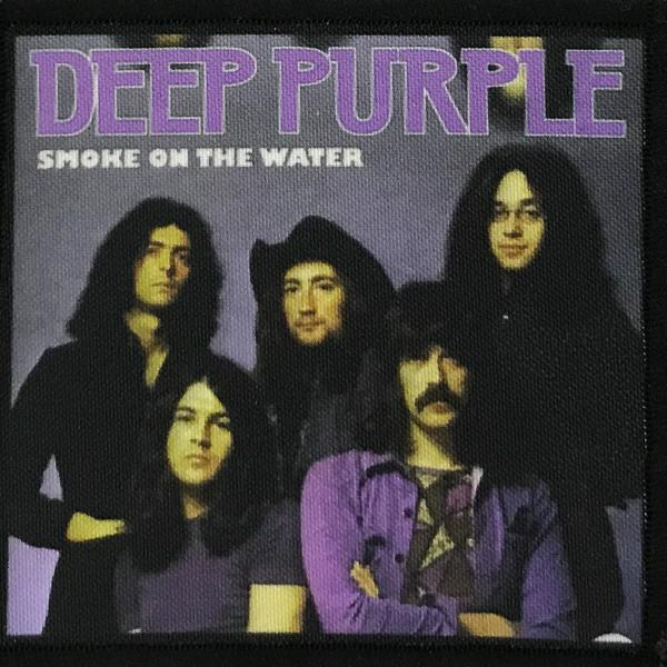 Patch Deep Purple Smoke on the water 2 [0]