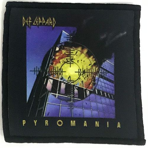 Patch Def Leppard - Pyromania 0