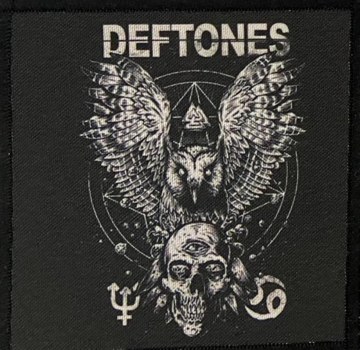 Patch Deftones 0
